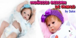 Muñecos Reborn de Vinilo